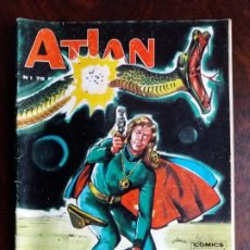 Tebeos: ATLAN. Nº 1. DS EDITORS S.A. 1981.. Lote 184330250