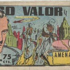 Tebeos: DIEGO VALOR ORIGINAL Nº118 AÑO 1954 CID-EDICOLOR DIFICIL. Lote 184414050