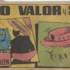 Tebeos: DIEGO VALOR ORIGINAL Nº 120 A.1954 CID-EDICOLOR DIFICIL. Lote 184414396
