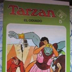 Tebeos: TARZÁN Nº 5 EL ODIADO FHER 1979. Lote 184441823