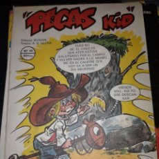 Tebeos: TEBEOS-CÓMICS CANDY - PECAS KID 10 - JORDI BUXADE - ALONSO - AA98. Lote 186028867