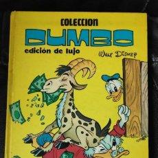 Tebeos: COLECCION DUMBO Nº 3 EDICION DE LUJO. Lote 186339255