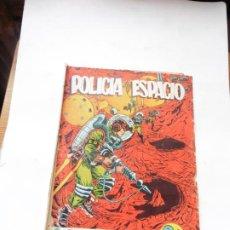 Tebeos: POLICIA DEL ESPACIO Nº 2 ORIGINAL E JOBAS. Lote 186387421