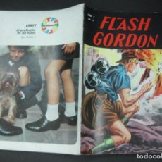 Tebeos: FLASH GORDON Nº 7. EDITORIAL LORD COCHRANE. SANTIAGO DE CHILE.AÑOS 60.. Lote 187151245