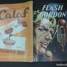 Tebeos: FLASH GORDON Nº 10. EDITORIAL LORD COCHRANE. SANTIAGO DE CHILE.AÑOS 60.. Lote 187151447