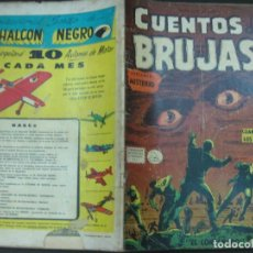 Tebeos: CUENTOS DE BRUJAS Nº 90. SEP. 1958. EDITORA DE PERIODICOS. LA PRENSA MEXICO.. Lote 187413452