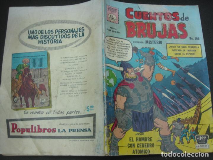 CUENTOS DE BRUJAS Nº 108. JUN. 1959. EDITORA DE PERIODICOS. LA PRENSA MEXICO. (Tebeos y Comics - Tebeos Otras Editoriales Clásicas)