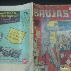 Tebeos: CUENTOS DE BRUJAS Nº 85. JUN. 1958. EDITORA DE PERIODICOS. LA PRENSA MEXICO.. Lote 187414827