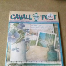 Tebeos: REVISTA CAVALL FORT - Nº 593/594 - . Lote 187432188