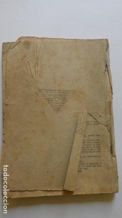 Tebeos: CALENDARI D'EN PATUFET 1933. - Foto 3 - 187579426