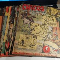 Tebeos: LOTE DE 24 TEBEOS CHICOS. EDITORIAL CID 1954 LEER DESCRIPCIÓN. Lote 188506276