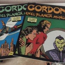 Tebeos: GORDON EN EL PLANETA MONGO - COMPLETA 2 NÚMEROS - EDICIONES B.O. - 1978 - ¡MUY BUEN ESTADO!. Lote 188563531