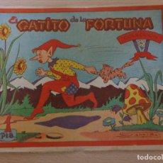 Tebeos: COLECCIÓN MARGARITA. EL GATITO DE LA FORTUNA. EDITA FAVENCIA. Lote 188677817