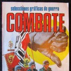 Tebeos: COMBATE SELECCIONES GRAFICAS DE GUERRA Nº 125 - LA BATALLA DE MANDALAY - ORDEN DE EXTERMINIO - 1981. Lote 189426642