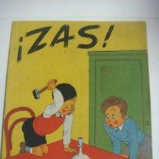 Tebeos: COMICS DE ZAS Nª- 6. Lote 189974712