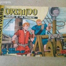 Tebeos: ORLANDO PRINCIPE DE LAS TINIEBLAS Nº 9 - IVARS. Lote 189997703