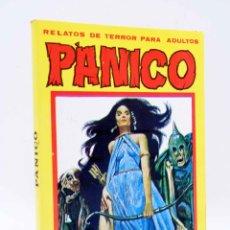 Tebeos: PANICO. RELATOS DE TERROR PARA ADULTOS. RETAPADO NºS 51 52 53 54 55 (VVAA) VILMAR, 1982. OFRT. Lote 288142983