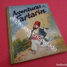 Livros de Banda Desenhada: AVENTURAS DE TARTARIN. LIBRO-CUENTO ILUSTRADO POR M. BENEJAM (TBO). AÑOS 40. Lote 190366372