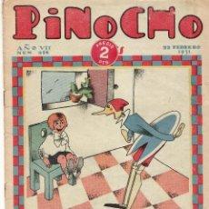 Tebeos: PINOCHO CALLEJA 314. Lote 190464933