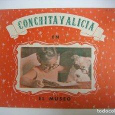 Giornalini: COMICS DE CONCHITA Y ALICIA EN EL MUSEO. Lote 190619478