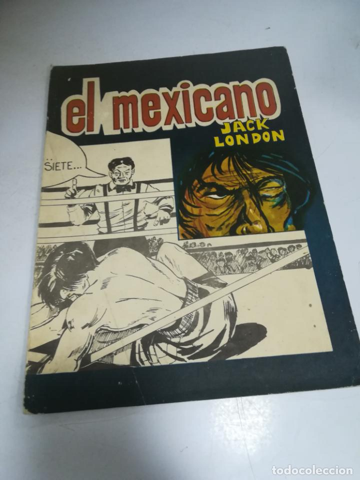 TEBEO. CUBA. EL MEXICANO.JACK LONDON. 1980. EDITORIAL ORIENTE (Tebeos y Comics - Tebeos Otras Editoriales Clásicas)