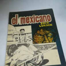 Tebeos: TEBEO. CUBA. EL MEXICANO.JACK LONDON. 1980. EDITORIAL ORIENTE. Lote 190703281