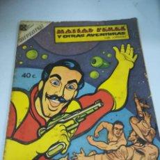 Tebeos: TEBEO. CUBA. MATIAS PEREZ Y OTRAS AVENTURAS. HISTORIETAS. 1988. EDITORIAL PABLO DE LA TORRIENTE. Lote 190709373