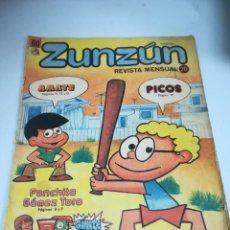 Tebeos: TEBEO. CUBA. ZUNZUN. Nº 60. REVISTA MENSUAL. 1986. Lote 190711437