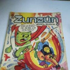 Tebeos: TEBEO. CUBA. ZUNZUN. Nº 61. REVISTA MENSUAL. 1986. Lote 190799838