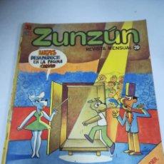 Tebeos: TEBEO. CUBA. ZUNZUN. Nº 39. REVISTA MENSUAL. 1984. Lote 190799976
