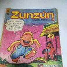 Tebeos: TEBEO. CUBA. ZUNZUN. Nº 80. REVISTA MENSUAL. 1988. Lote 190800045