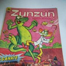 Tebeos: TEBEO. CUBA. ZUNZUN. Nº 85. REVISTA MENSUAL. 1989. Lote 190800228