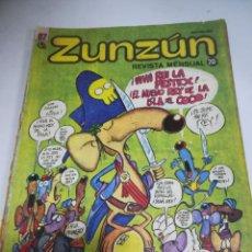 Tebeos: TEBEO. CUBA. ZUNZUN. Nº 87. REVISTA MENSUAL. 1989. Lote 190800265
