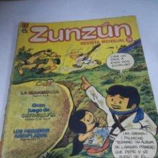 Tebeos: TEBEO. CUBA. ZUNZUN. Nº 37. REVISTA MENSUAL. 1984. Lote 190800291