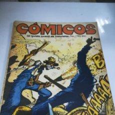 Tebeos: TEBEO. CUBA. COMICOS. Nº 1. AÑO 1990. EDITORIAL PABLO DE LA TORRIENTE. Lote 190801200