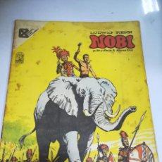 Tebeos: TEBEO. CUBA. NOBI. LUDWIG RENN. 1988. EDITORIAL PABLO DE LA TORRIENTE. Lote 190801441