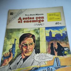 Tebeos: TEBEO. CUBA. A SOLAS CON EL ENEMIGO. YURY DOLD-MIJAILIK. (FINAL). 1988. EDIT. PABLO DE LA TORRIENTE. Lote 190801680