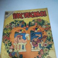 Tebeos: TEBEO. CUBA. AY, VECINO. HISTORIETAS. 1989. EDITORIAL PABLO DE LA TORRIENTE. Lote 190801790