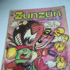 Tebeos: TEBEO. CUBA. ZUNZUN. Nº 75. REVISTA MENSUAL. 1988. Lote 190801923