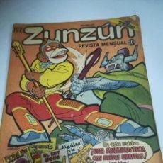 Tebeos: TEBEO. CUBA. ZUNZUN. Nº 107. REVISTA MENSUAL. 1991. Lote 190801951
