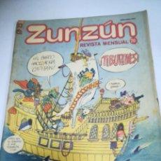 Tebeos: TEBEO. CUBA. ZUNZUN. Nº 93. REVISTA MENSUAL. 1989. Lote 190802030