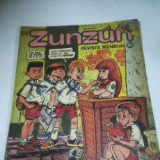 Tebeos: TEBEO. CUBA. ZUNZUN. Nº 108. REVISTA MENSUAL. 1991. Lote 190802071
