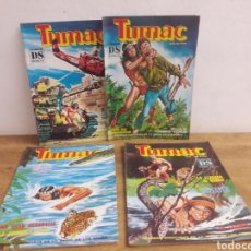 Tebeos: LOTE COMIC.TUMAC COMICS DS EDITORIAL. Lote 190991625