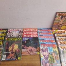Tebeos: LOTE COMICS EROTICOS. Lote 190999516