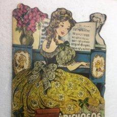 Tebeos: ORIGINAL ANTIGUO. Lote 191035763