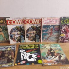 Tebeos: COMIX. Lote 191106572