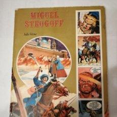 Tebeos: MIGUEL STROGOFF-EDICIONES AFHA-1978-LA OBRA GENIAL DE RAMÓN DE LA FUENTE.. Lote 191375813