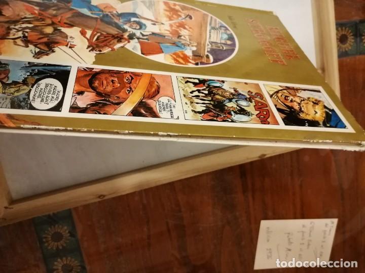 Tebeos: MIGUEL STROGOFF-EDICIONES AFHA-1978-LA OBRA GENIAL DE RAMÓN DE LA FUENTE. - Foto 7 - 191375813