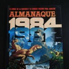 Tebeos: MUY BUEN ESTADO ALMANAQUE 1981 TOUTAIN EDITOR. Lote 191583572