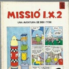 Tebeos: MISSIÓ 1.X.2, UNA AVENTURA DE BIBI Y TOBI, 1971 JAIMES LIBROS.. Lote 191584218